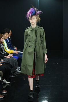 [No.55/73] tricot COMME des GARÇONS 2013~14秋冬コレクション | Fashionsnap.com