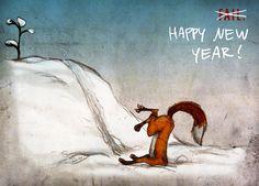 ☄ Feliz Año Nuevo! ☄ Happy New Year! ☄ Frohes Neues Jahr! ☄ Hyvää Uutta Vuotta! ☄ Bonne Année! ☄ Felice Anno Nuovo! ☄ Gelukkig Nieuwjaar! ☄ Godt Nyttår! ☄ Yeni Yılınız Kutlu Olsun! ☄ Fail. by Culpeo-Fox.deviantart.com