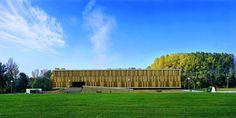 Vaíllo + Irigaray Architects, José Manuel Cutillas · Sede Central Foro Europeo