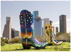Rodeo Art - Houston