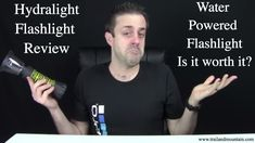 HydraLight Flashlight Review