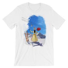 Royal Ski Unisex Short Sleeve T-Shirt