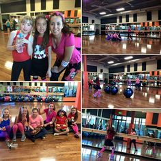 Our #Kids #Zumba class with Claudia Garcia at Westfield #PalmDesert yesterday!