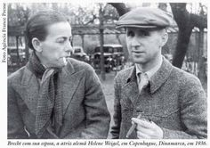 Poemas da página que falta: Bertolt Brecht