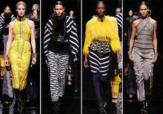 Balmain Fall/Winter 2014-2015 Collection - Paris Fashion Week  #ParisFashionWeek #fashionweek #PFW