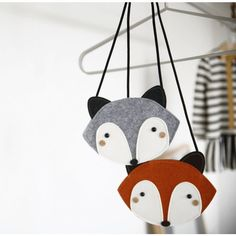 Mini Dressing - Raccoon Bag (Colour Options)