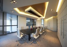 ghd Headquarters - the board room