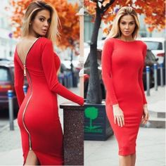 Red Dress Vio <3 Perfect for Valentine's Day <3