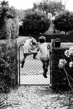 On peut échapper, il y a toujours un moyen de sortir