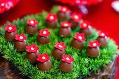 Resultado de imagen para doces chapeuzinho vermelho
