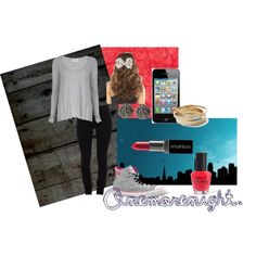 """""""One more night"""" by isi-belieber3 on Polyvore"""