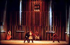 Resultat d'imatges de escenografia teatro