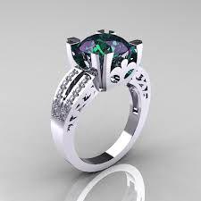 alexandrite rings - Google Search