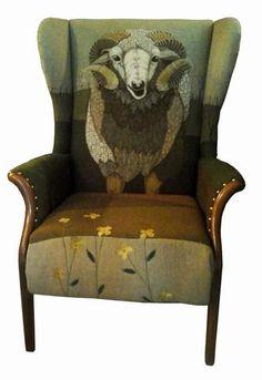 Animal Chairs – Rustique Interiors