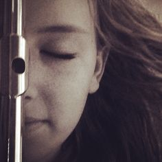 Me. Amazing photo for flute players                                                                                                                                                                                 More
