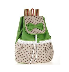 Fashionable backpack backpack for middle school di Love1220, $29.99