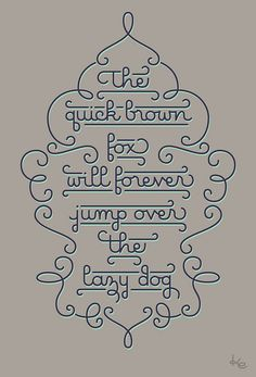 Quick and Brown by .kiri, via Flickr
