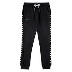 DT Sweatpants Black Loose Fit, Lisa, Sweatpants, Photo And Video, Shopping, Star, Black, Instagram, Fashion