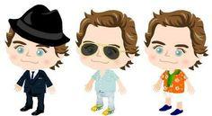 So cute! Matty Cartoons