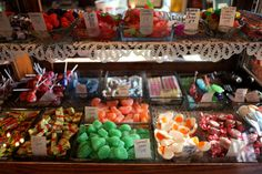 Penny Candy Store   This is a wonderful store that sells not only penny candy but antiques ...