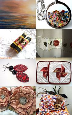 Dusk to Dawn by Suzanne Edwards on Etsy--Pinned with TreasuryPin.com