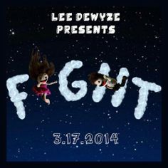 Lee to release video of FIGHT Mar 17/14
