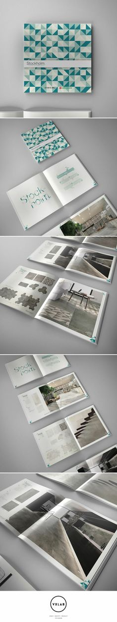 Catalog design tone on tone - stockholm。 #design #catalogdesign