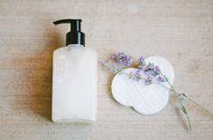 HIM : diy face wash : natural living -- add lemon juice for astringent and ground coffee bean for exfoliation