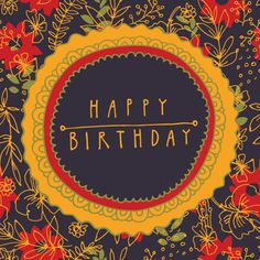 Birthday Quotes QUOTATION – Image : Quotes about Birthday – Description Birthday Sharing is Caring – Hey can you Share this Quote ! Happy Birthday Art, Best Birthday Quotes, Happy Birthday Wishes Cards, Happy Birthday Beautiful, Vintage Birthday Cards, Happy Birthday Pictures, Birthday Love, Birthday Clips, Birthday Background