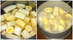 Améliorer naturellement le sommeil : faire bouillir 10mn des bananes et boire la décoction 1h avant le coucher