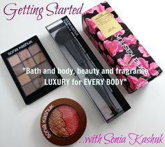 Sonia Kashuk Beauty Means Luxury for EVERY BODY   via @BlushingNoir #skbeauty