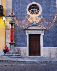Garage Doors, Italy, Outdoor Decor, Instagram, Home Decor, Italia, Decoration Home, Room Decor, Home Interior Design