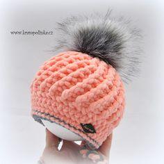 Crochet Cap, Crochet Patterns, Winter Hats, Hair Beauty, Baby, Beanies, Caps Hats, Tricot, Crochet Pattern