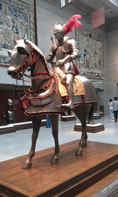 Armor, Cleveland Art Museum  Photo copyright Tim Shannon, all rights reserved