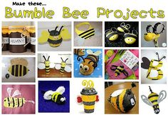 15 Bee Crafts