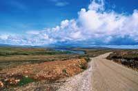 The Falkland Islands.