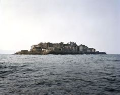 Gunkanjima, l'île fantôme au large du Japon | NOVAPLANET