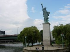 statue of liberty france | Statue of Liberty, Paris, France