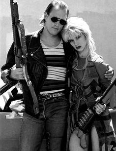 natural born killers   Woody Harrelson y Juliette Lewis