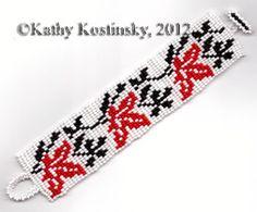 Ukrainian Bracelet Leaves