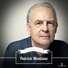 """Patrick Modiano é um dos mais importantes escritores da França e recebeu este ano o Prêmio Nobel de Literatura. Suas obras são centradas em temas como a memória, o esquecimento, a identidade e o sentimento de culpa. A cidade de Paris é o cenário de diversos dos seus romances. No primeiro semestre de 2015 iremos publicar três livros do autor: """"Remissão da Pena"""", """"Flores da Ruína"""" e Primavera de Cão""""."""