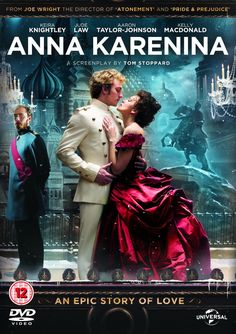 Rent Anna Karenina starring Keira Knightley and Jude Law on DVD and Blu-ray. Get unlimited DVD Movies & TV Shows delivered to your door with no late fees, ever. Streaming Movies, Hd Movies, Movies Online, Movie Tv, Hd Streaming, Teen Movies, Movies Free, Drama Movies, Anna Karenina Movie