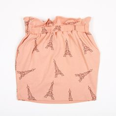 Eiffel - I was bitterly disappointed to find that this skirt is for toddlers.