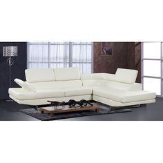 Rivera 2-piece Bonded Sectional