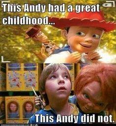 Child's play..true lol