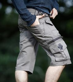 Our pants are handmade super comfortable, durable and stylish. . .    Featuring four large pockets sealed with zips, multiple small pockets  (including a secret pocket) and ring to clip on your water bottle. . .   these pants are perfect for festivals, various practical work jobs and everyday use. . .    Join the Kru and be ready for any mission accompanied by this functional ally!    We use the highest quality metal YKK zips and source our materials ethically. . .    The waist has two…