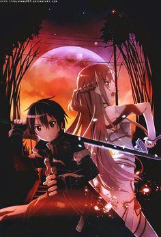 Sword Art Online by PSLShana567