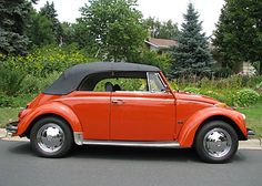 1970 VW Beetle Convertible for Sale