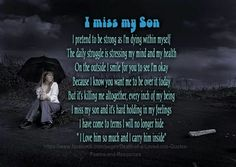 CLIFFTON MY DEAR SON THESE DAYS JUST DON'T GO FAST ENOUGH FOR THE DAY THAT I'LL HEAR YOUR VOICE AGAIN. 5/22/2014