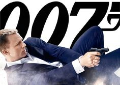 Daniel Craig is back as James Bond 007 in Skyfall, the adventure in the longest-running film franchise of all time. In Skyfall, Bond's loyalty to M (Judi Dench) is […] James Bond Skyfall, James Bond 25, Stephen Colbert, James Bond Movie Posters, James Bond Movies, Daniel Craig 007, Craig Bond, Craig James, Movies
